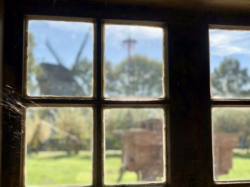 Nostalgie pur erleben die Besucher des Mühlenhofs.