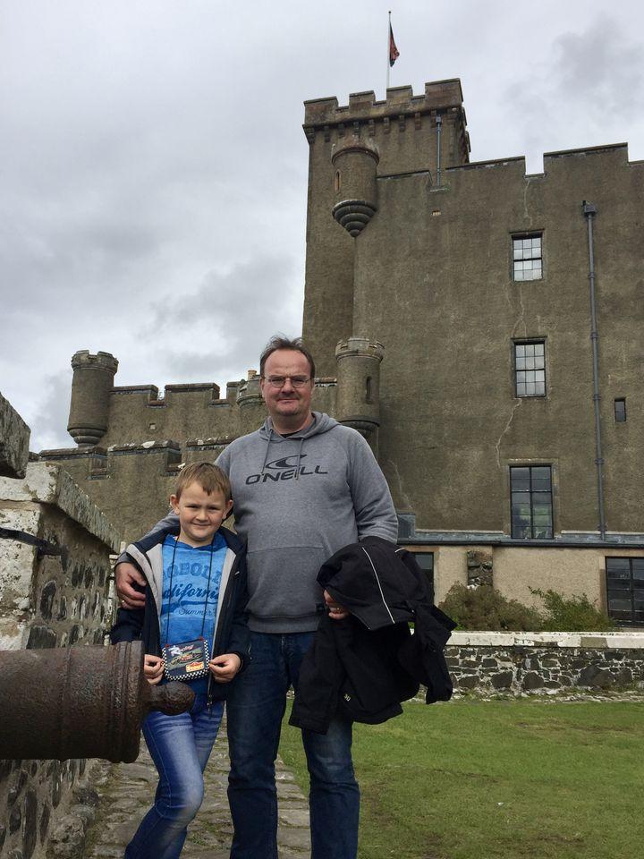 Alte Schlösser mit geheimnisvollen Geschichten: Da können Entdecker natürlich nicht widerstehen. Dunvegan Castle ist ein Lieblingsplatz!