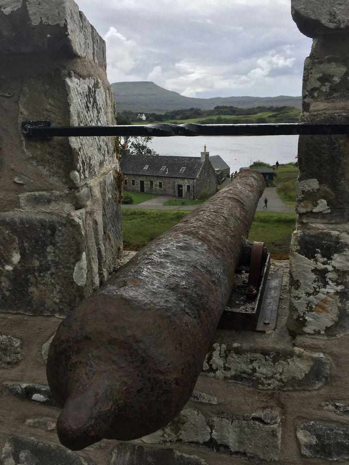 Wie viele Kämpfe genau um Dunvegan Castle getobt haben, weiß ich nicht. Fest steht: Mein Clan hat es nie aus der Hand gegeben.