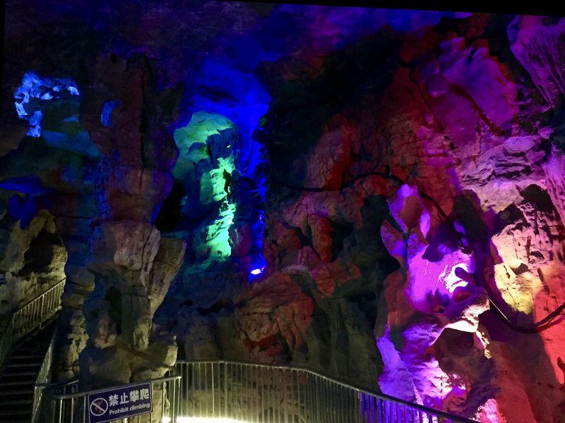 Das unterirdische Abenteuerland zog 2018 mehr als zwei Millionen Besucher an.