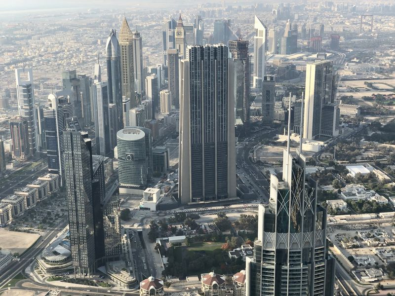 Hoch, höher, am höchsten. Ermöglicht hat den Bau-Boom das schwarze Gold. Doch die Zeiten des Erdöls sind vorbei - Dubai setzt immer stärker auf Tourismus.