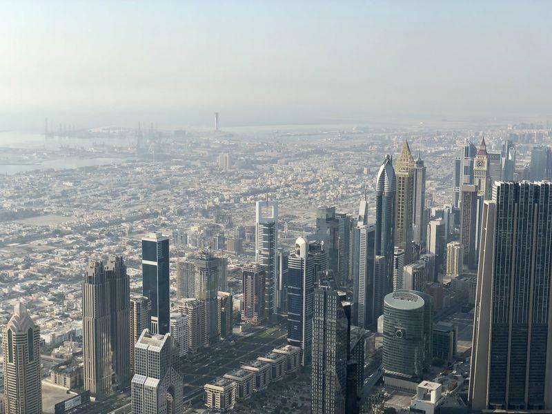 Wolkenkratzer soweit das Auge reicht: Dubai hat sich in den vergangenen Jahrzehnten in rasender Geschwindigkeit zu einer Stadt der Superlative entwickelt.