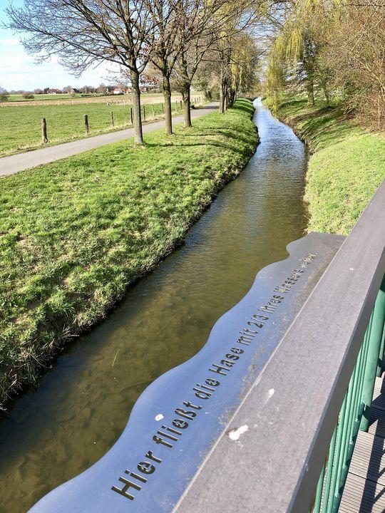 Viele Jahre hatte es gedauert, bis die Anteile zwischen den Flüssen festgelegt waren.