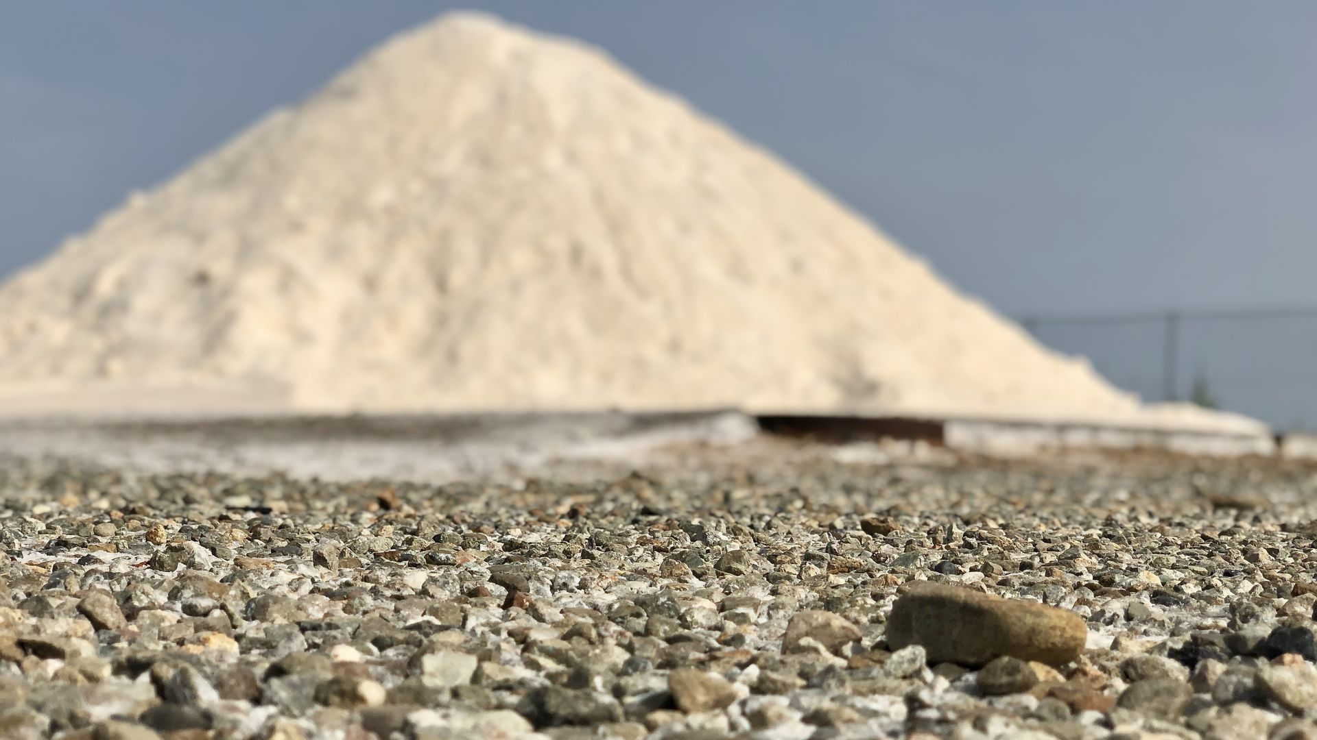 """Schon die Römer hatten den Wert des """"weißen Goldes"""" erkannt und exportierten sardisches Salz."""