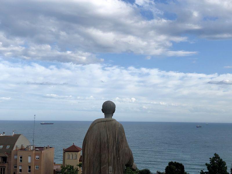 Schaut er nach Rom? Über den Seeweg war die mächtige Stadt nur zehn Tagesreisen entfernt.