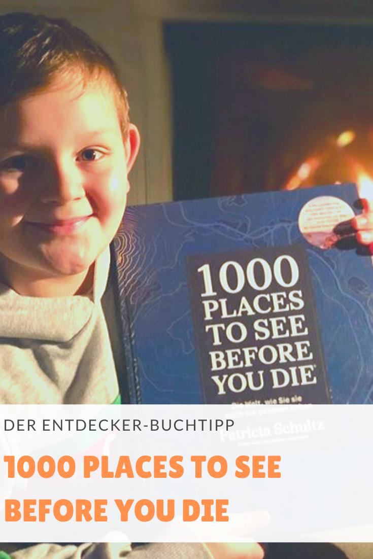 1000 Places To See Before you Die? Können wir nur empfehlen!
