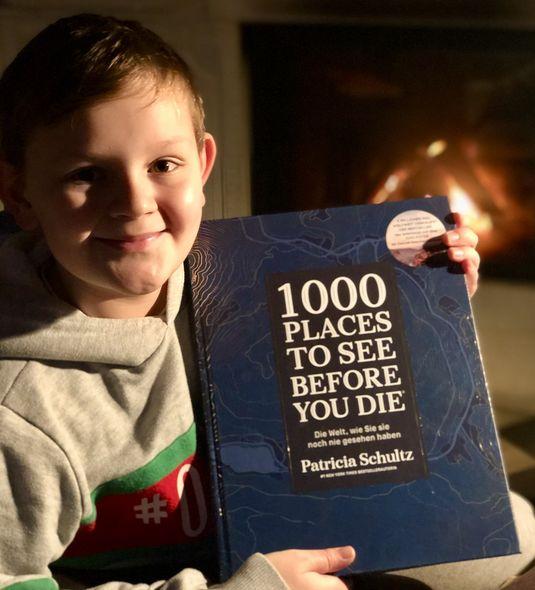 1000 Places To See Before You Die: Da schreib' ich doch schnell mal ne Liste ...