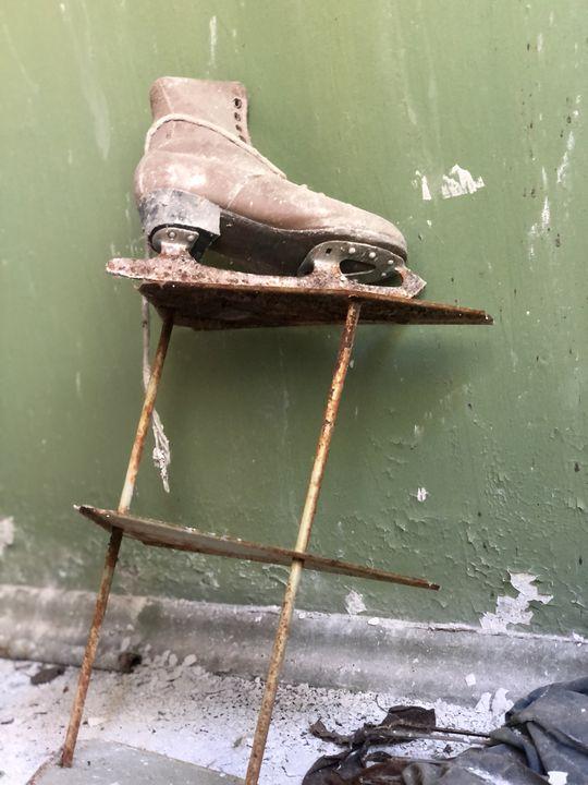 """Besuch in Tschernobyl: In der """"Zone der Entfremdung"""" wird so schnell niemand mehr Schlittschuh laufen ..."""