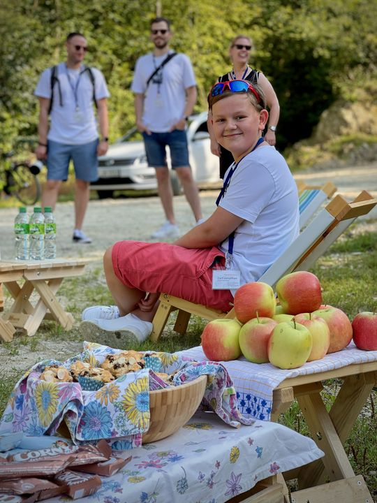 Picknickspaß: Münsterland - Das Gute Leben weiß, wie man Arbeit mit Vergnügen verbindet!