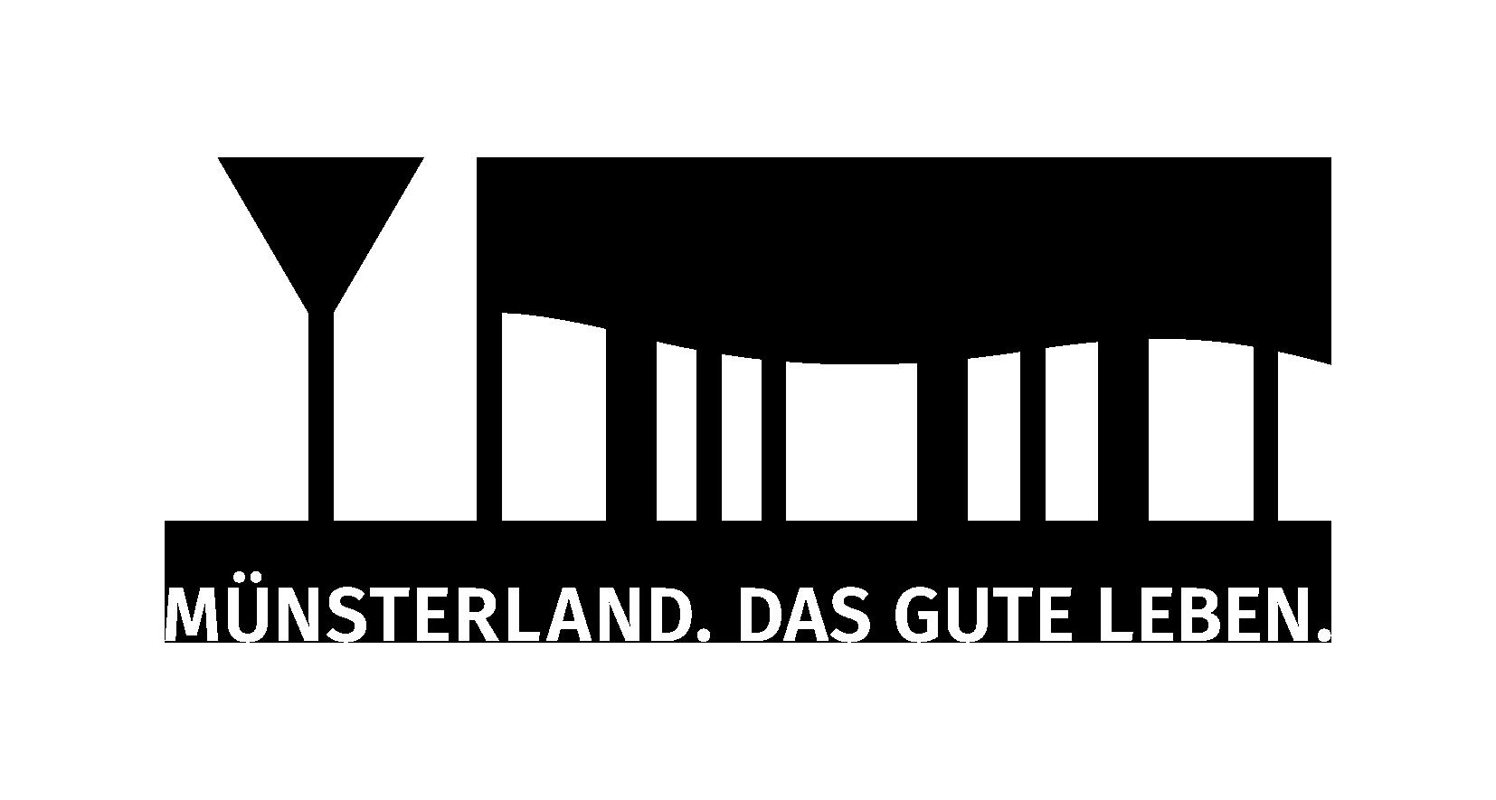 Münsterland_DASGUTELEBEN_Logo_weiss